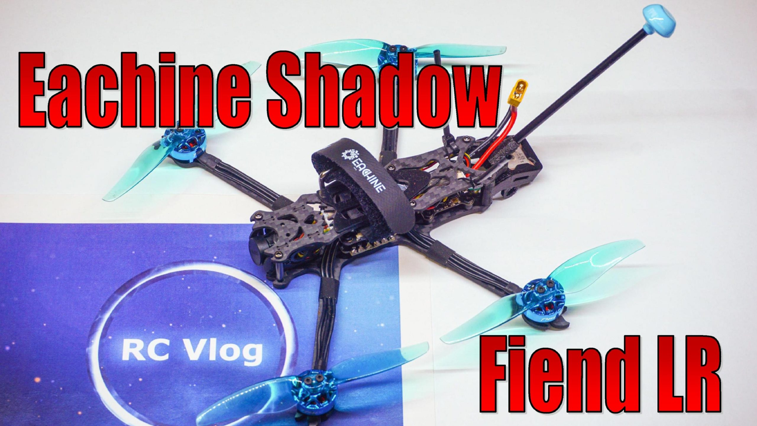 Eachine Shadow Fiend LR