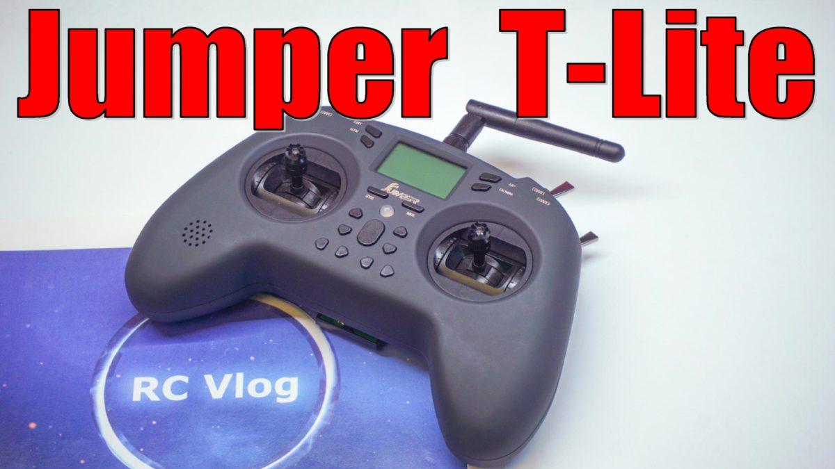 Jumper T Lite. Компактная система радиоуправления с мультипротокольным ВЧ модулем