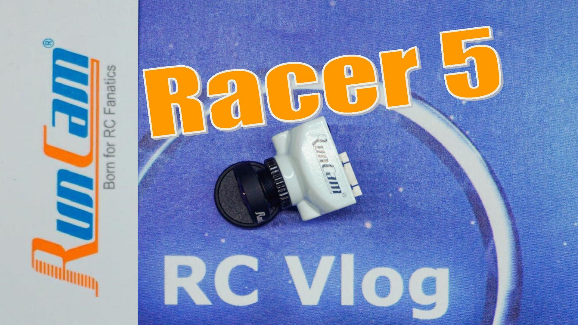 Runcam Racer 5 Gyro